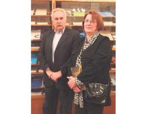 Radomir Kovačević i Svetlana Žunić (Foto: D. Žarković)