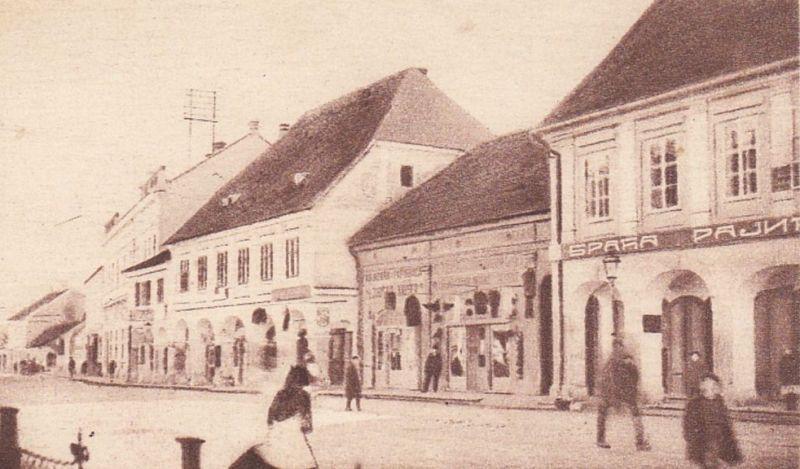 Vinkovci s kraja 19. veka