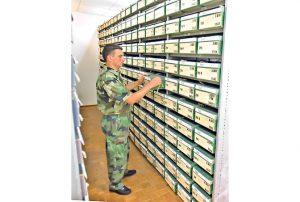 Vojni arhiv Srbije, jula 2011. (Foto D. Jevremović)