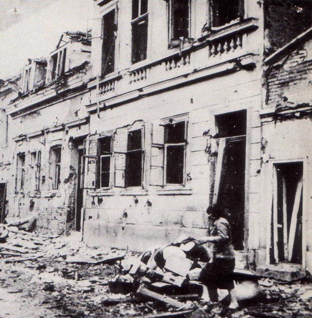Београд пред крај Другог светског рата