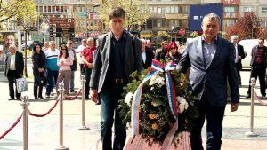 U Bijeljini je danas obilježeno 26 godina od formiranja Prve semberske lake pješadijske brigade Vojske Republike Srpske /VRS/ u kojoj se za slobodu srpskog naroda borilo više od 5.000 boraca.
