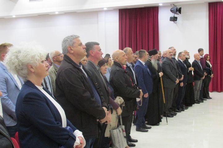 """Predavanje u okviru manifestacije """"Dani sjećanja"""" u Republici Srpskoj koja je posvećena stradanju srpske djece u 20. vijeku."""