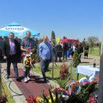 Na gradskom groblju Pučile u Bijeljini danas je obilježen Dan sjećanja na 33 borca Vojske Republike Srpske koji su ubijeni 21. aprila 1993. godine na Banj brdu i sve poginule i umrle borce u odbrambeno-otadžbinskom ratu od 1992. do 1995. godine sa područja regije Tuzla.