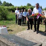 Delegacija Boračke organizacije Brod položila vijenac ispred spomen-ploče na gradskom groblju.