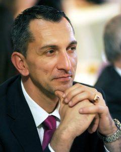 Član Svjetskog jevrejskog kongresa Dario Atijas.
