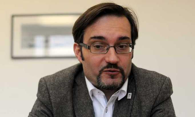 Jačanje nacionalne svesti: Dr Dario Vidojković Foto: M. Karović