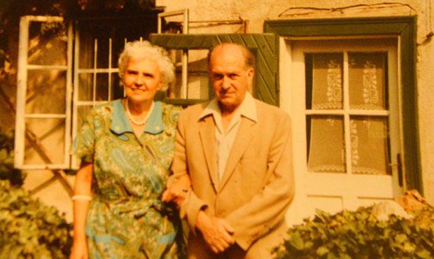 Gezini roditelji Foto Privatna arhiva