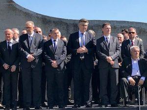 Jasenovac-komemoracija Foto: Index.hr