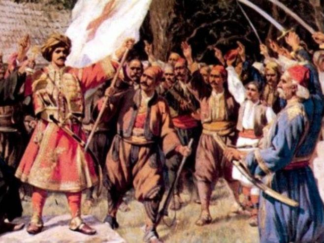 Miloš Obrenović, Drugi srpski ustanak (foto: Srpski kod)