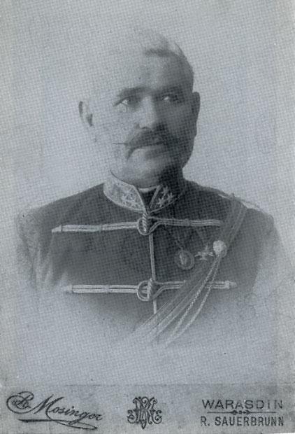 Pavle Pajo Mandić, Teslin ujak