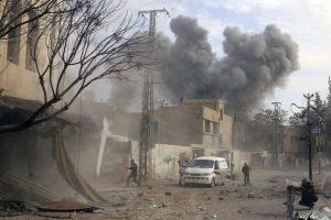 Sa jednog od ratišta u Siriji / Foto AP
