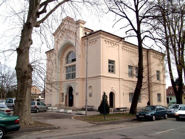 Mesto u Sisku gde će biti spomenik Stepincu, Foto Turistička zajednica Siska