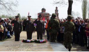 Obeležena godišnjica proboja Sremskog fronta