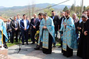 Služenjem parastosa na vojničkom groblju Megdan u Višegradu danas je obilježeno 25 godina od stradanja ruskih dobrovoljaca u posljednjem odbrambeno–otadžbinskom ratu u Republici Srpskoj.
