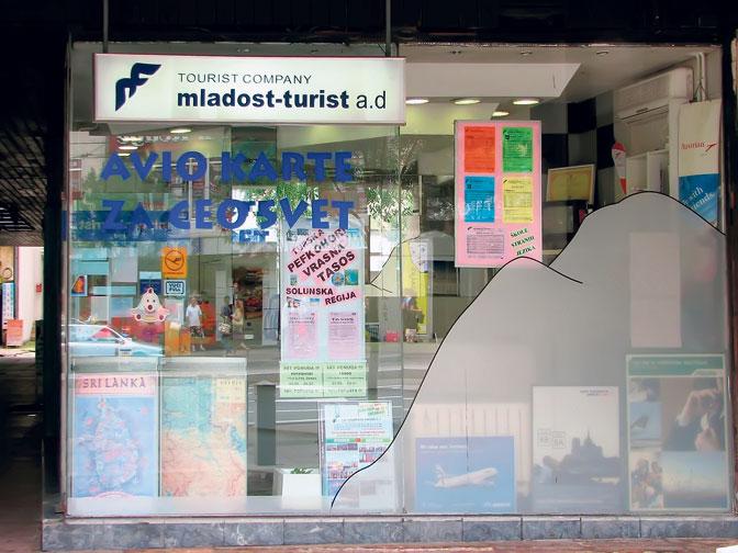 """Zahtev za obeštećenje """"Mladost turista"""" predat sudu u Strazburu (Foto Sajt Mladost turist)"""