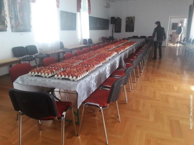 Muzej SPC u Zagrebu, Veliki petak, 2018.