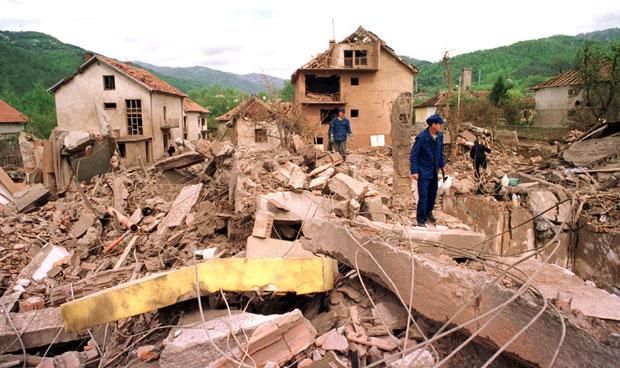 U NATO agresiji ubijeno je više od 2.000 civila / Foto Tanjug