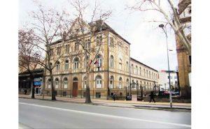 Zgrada Baletske škole u Novom Sadu vraćena je jevrejskoj opštini (Foto Agencija za restituciju)