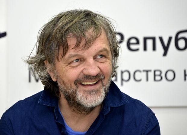 Emir Kusturica Foto V. Danilov