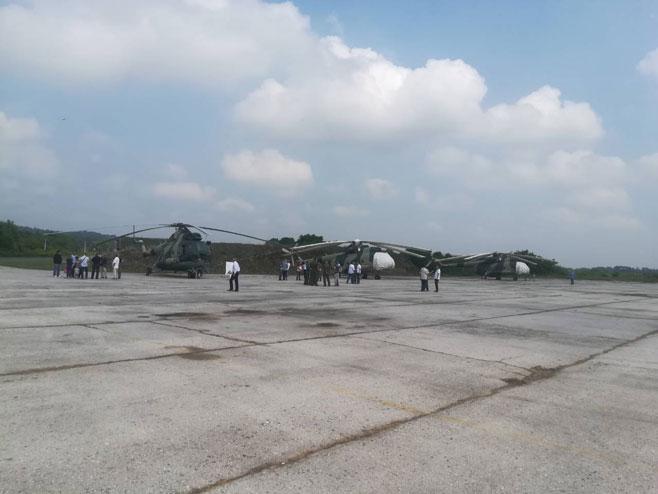 Маховљани-Ратно ваздухопловство (Фото: РТРС)