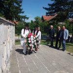Partizanskom groblju na Urijama u Prijedoru danas su položeni vijenci i održan istorijski čas povodom 9. maja - Dana pobjede nad fašizmom.