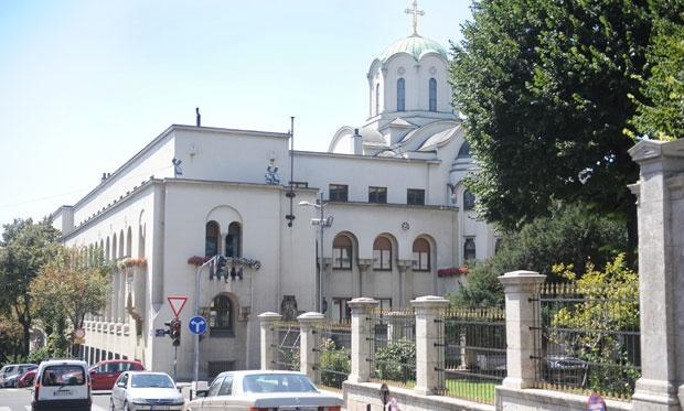 Sveti arhijerejski sabor SPC, koji je počeo zasedanje u Pećkoj patrijaršiji, veći deo saborovanja održao je u Patrijaršiji u Beogradu / Foto V: Danilov