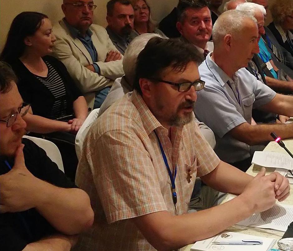 Ranko Gojković na Sedmoj međunarodnoj konferenciji o Jasenovcu u Banjaluci