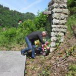 Kod spomen-kosturnice žrtvama ustaškog zločina u Srebrenici danas je služen parastos za više od 250 srpskih civila koje su ustaše ubile drugi dan pravoslavnog praznika Trojica 1943. godine u Srebrenici i treći dan Trojčindana na Zalazju.