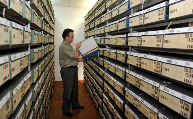 Vojni arhiv prvi pristupio ozbiljnom evidentiranju žrtava / Foto N. Fifić