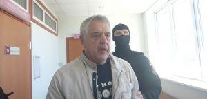 Aleksandar Gaponenko uhapšen u Rigi (Baltnews.lv)