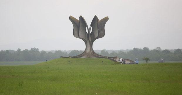 Меморијални центар у Јасеновцу Фото Танјуг