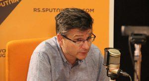 Miloš Ković (Foto: Sputnjik/Aleksandar Milačić)
