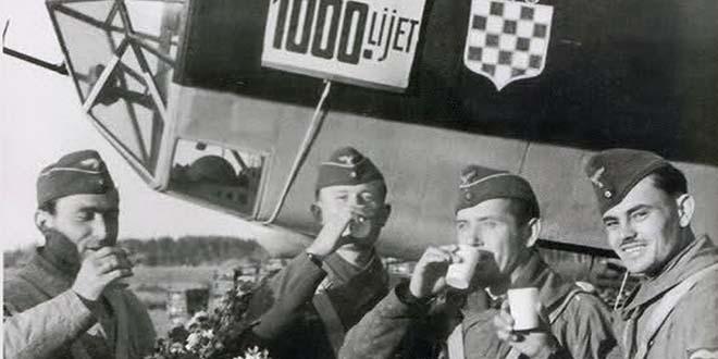 Ustaški piloti