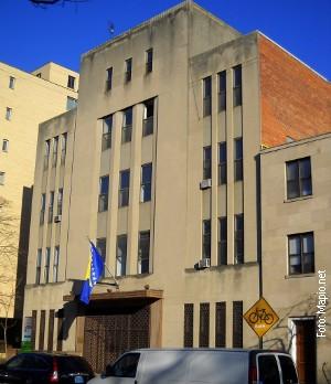 Zgrada Ambasade BiH u Vašingtonu (arhivska fotografija)