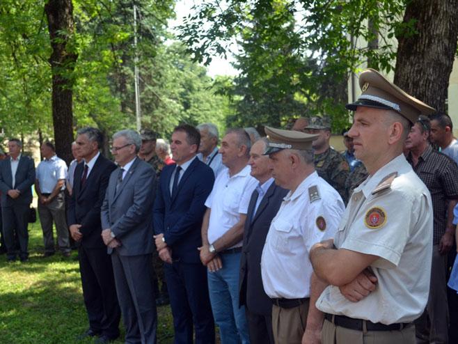 Обиљежавање Дана Првог и Другог крајишког корпуса ВРС (Фото: СРНА)