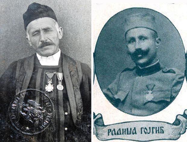 Jovan Tomašević, Radiša Gojgić