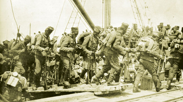 Srpski vojnici na Krfu su verovali u iskrenost Francuza