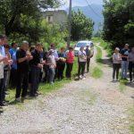 U selu Ledići u federalnoj opštini Trnovo danas je obilježeno 26 godina od svirepog zločina nad 24 srpska civila koji su počinili pripadnici takozvane Armije BiH.