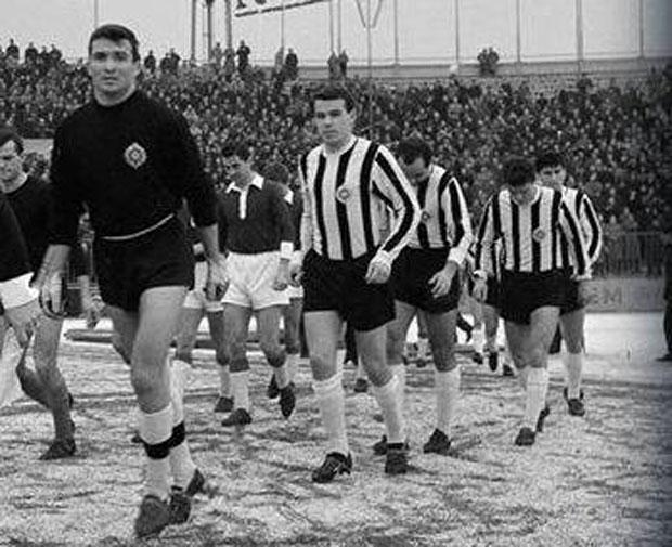 Šoškić predvodi tim Partizana