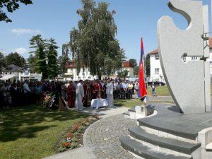 Obilježeno 26 godina od osnivanja Gradiške i Srbobranske brigadeFoto: SRNA