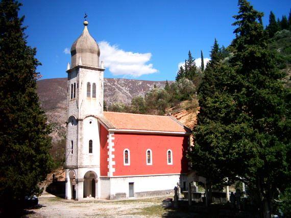 Pravoslavna crkva Vaznesenja Gospodnjeg u Stocu – mjesto mučenja i ponižavanja Srba 1941.