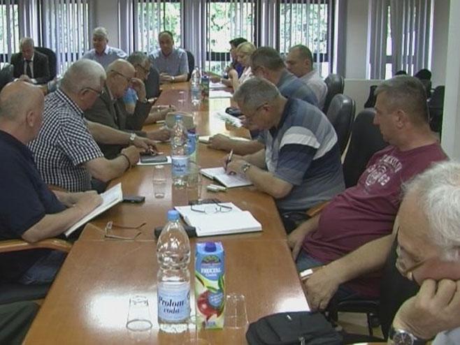 Pododbor Vlade Srpske o Proboju Koridora Foto: RTRS