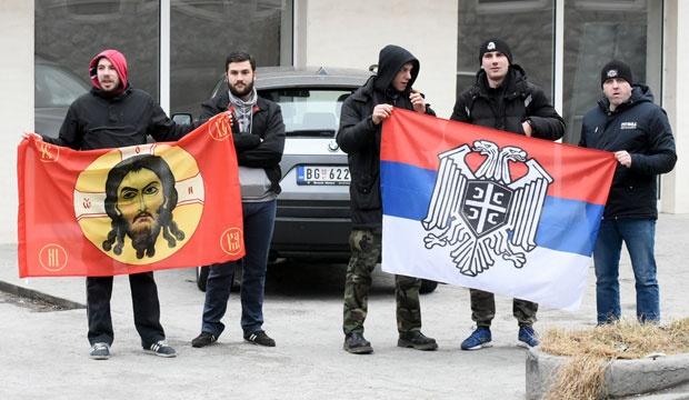 Ceo tok suđenja bio je obeležen protestima, Foto: Z. Jovanović
