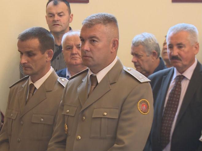 Banjaluka: Prvi pješadijski bataljon obilježava Vidovdan (Foto: RTRS)