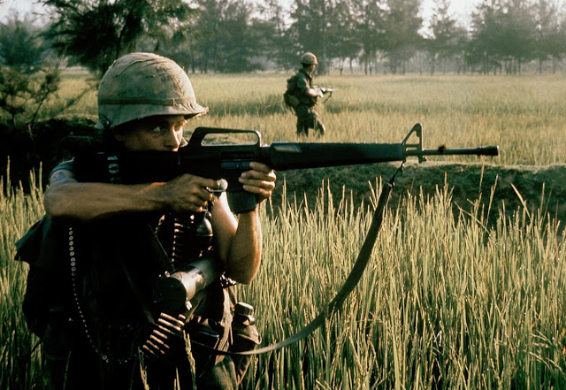 Tokom maskara u Mi Laiju.