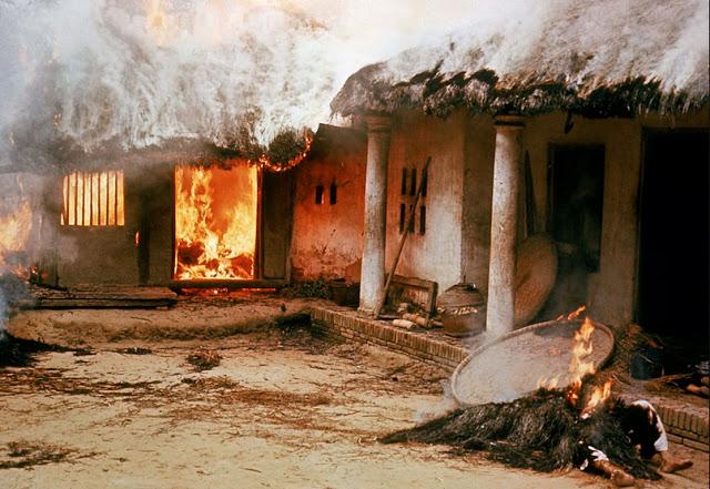 Tokom masakra u Mi Laiju