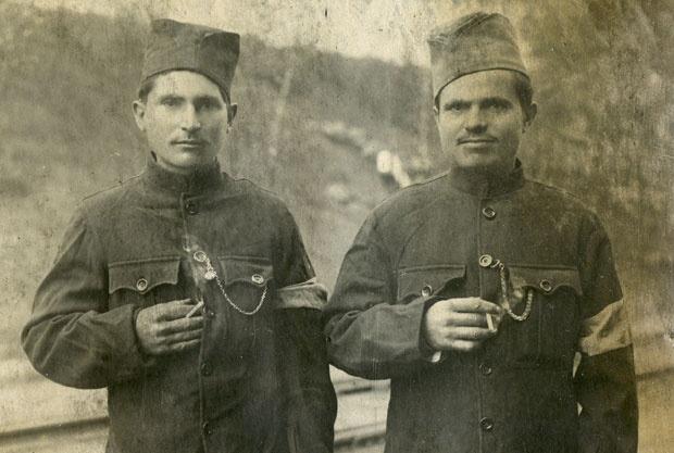 Vojnici iz Trudova u Drezdenu