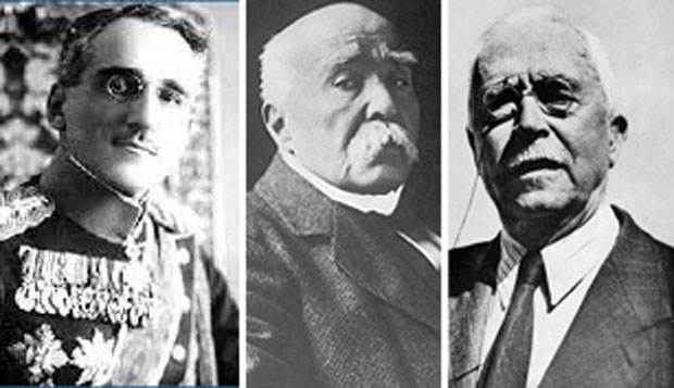 Краљ Александар, Жорж Клемансо и Јосип Смодлака