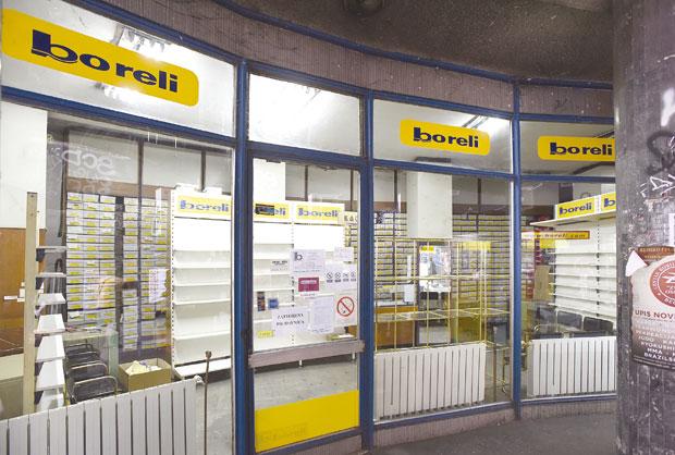 """""""Boreli"""" je podneo tužbe protiv kupaca lokala koje je prodalo """"Borovo"""" / Foto P. Milošević"""