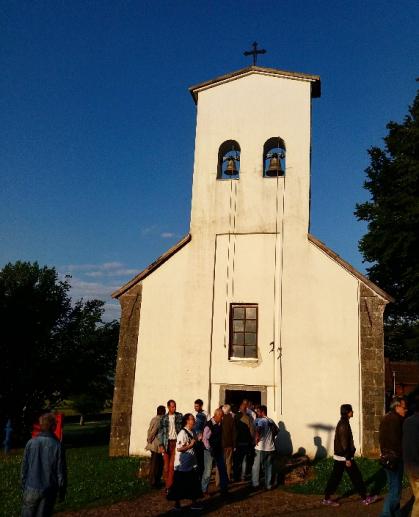 Crkva Svetog Petra i Pavla u Smiljanu